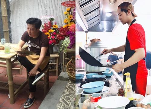 """Bên cạnh Lý Quý Khánh, quán cơm của Trường Giang từng bị ném đá vì bán giá """"thượng đẳng"""""""