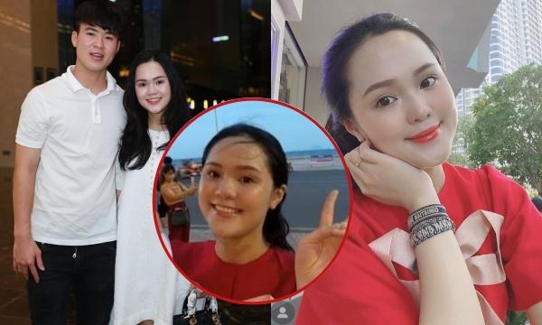 """Quỳnh Anh lộ nhan sắc thật khi đang mang thai 3 tháng, """"công chúa béo"""" cũng đã tăng cân không ít"""