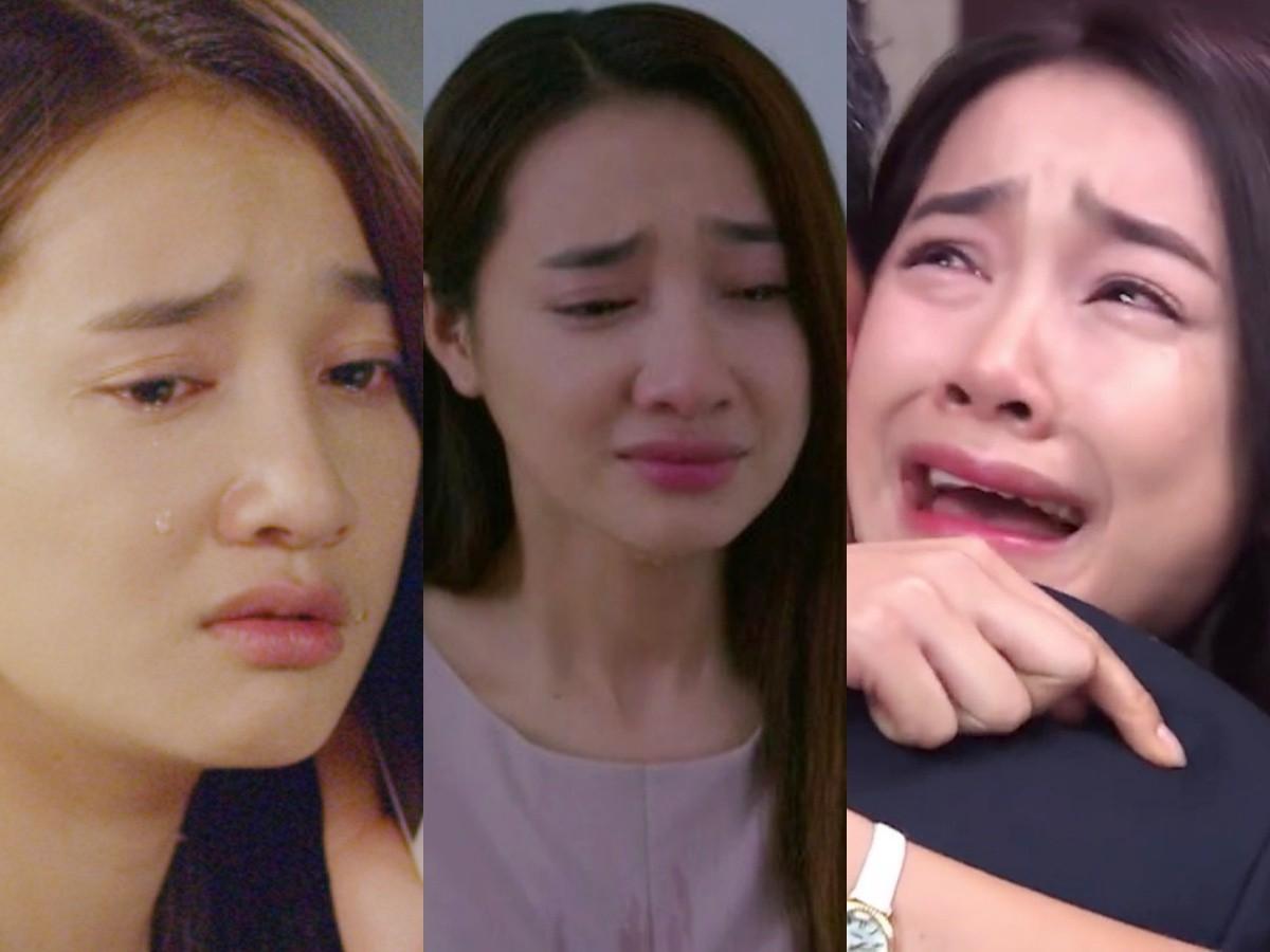 Nhìn lại sự nghiệp diễn xuất của Nhã Phương trước khi bị NSƯT Thành Lộc chê bai: Ngoài khóc ra còn gì?
