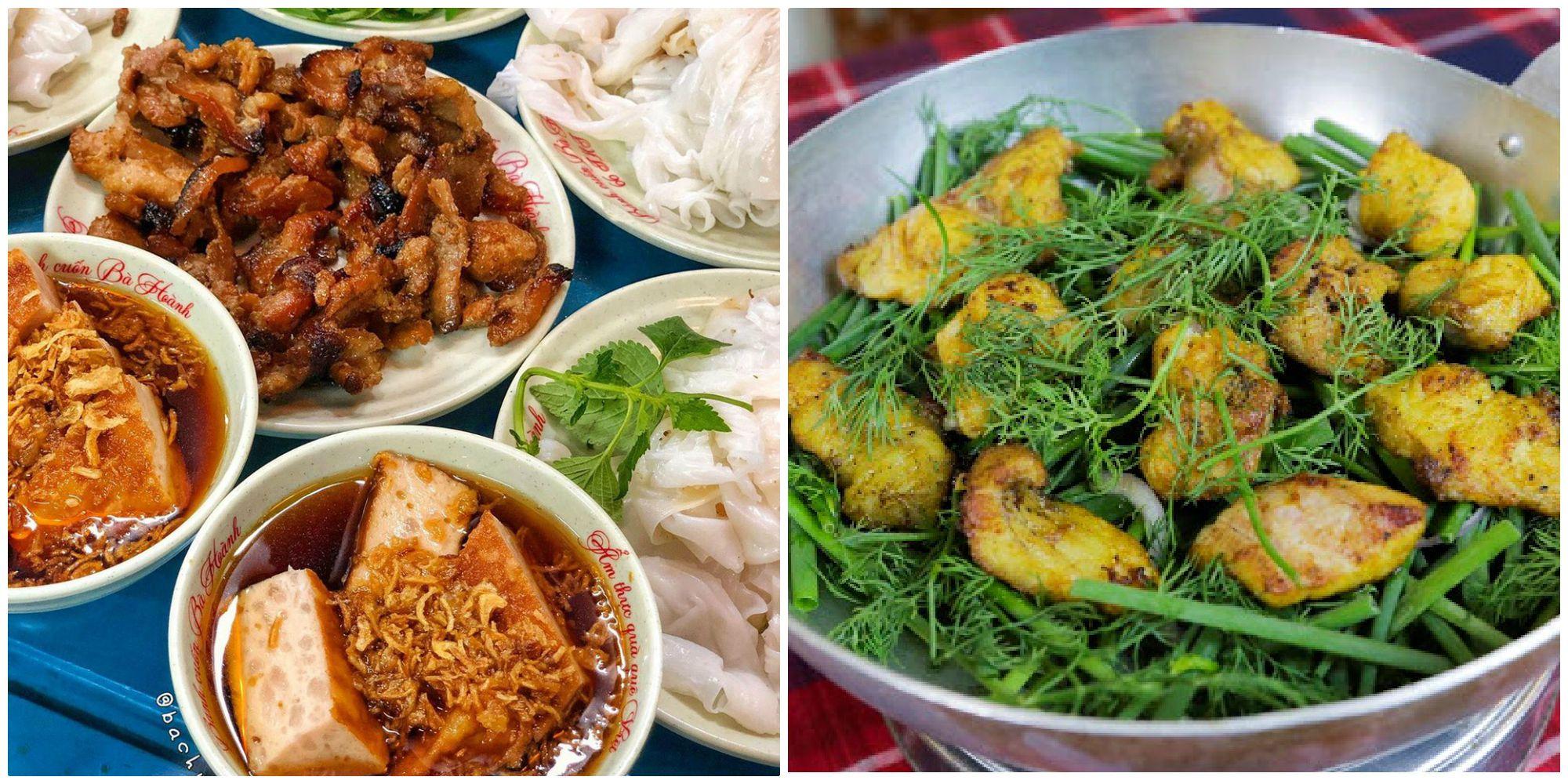 """Gọi tên 8 món ngon được báo Pháp ca ngợi ở """"ngôi đền ẩm thực"""" Hà Nội"""