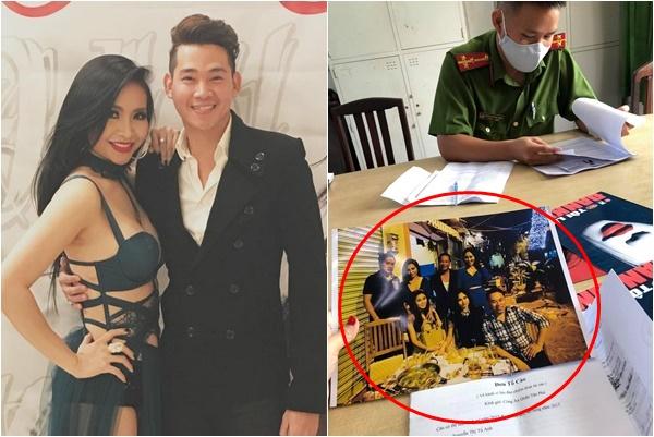 Công an đã tiếp nhận điều tra vụ bạn gái Phùng Ngọc Huy bị tố lừa đảo, chiếm đoạt tài sản