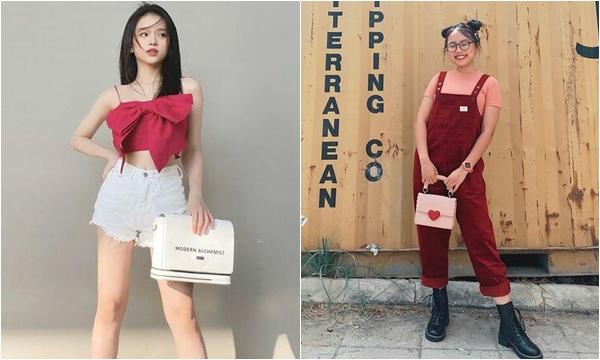 """Chỉ hơn kém nhau 1 tuổi, phong cách ăn mặc của Linh Ka và Phương Mỹ Chi trái ngược như """"2 thế hệ"""""""