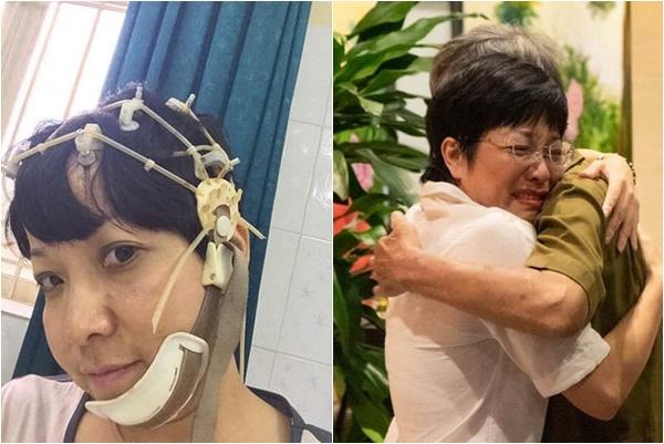 """Xót xa MC Thảo Vân tiết lộ di chứng bệnh teo não thùy trái: """"Tôi sợ một ngày quên mất ký ức về con trai"""""""