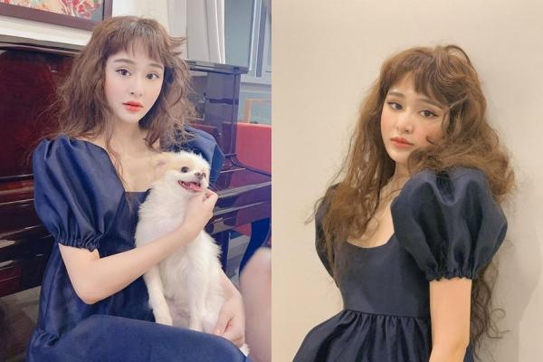 """Hiền Hồ tung thêm loạt ảnh hóa thân """"công chúa tóc xù"""" xinh như búp bê, từ nay đừng ai gọi là """"Trần Bo"""" nữa nghen"""