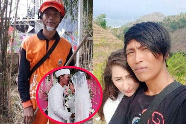 Cao thủ tán gái: Cô gái xinh đẹp vượt 13.000 km tình nguyện làm vợ chàng công nhân vệ sinh nghèo quen qua mạng!