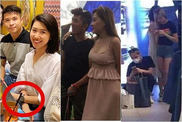 Khi sao Việt bị bắt gặp lén hẹn hò: Thúy Ngân, MiDu mặt mộc vẫn xinh, đến Sơn Tùng xuề xòa quá mức