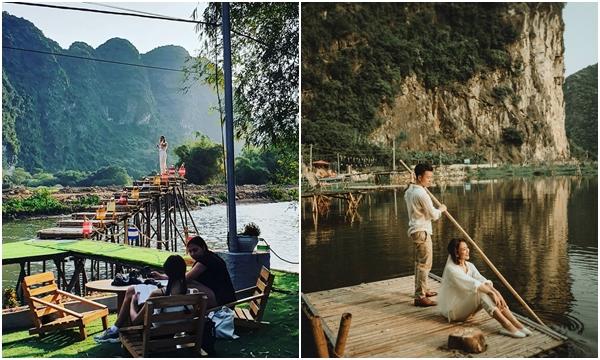 """Sống chậm lại giữa thế gian vội vã ở Homestay lưng tựa núi """"view"""" sông ở Ninh Bình"""
