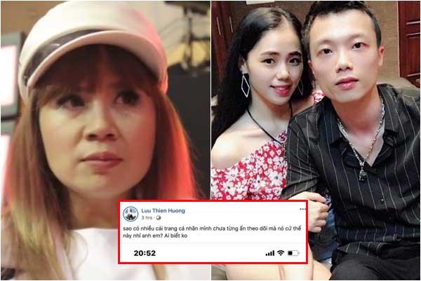 """Đăng status động chạm """"thánh nữ cover"""", Lưu Thiên Hương bị chồng Hương Ly """"đá xéo"""""""
