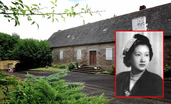 Nơi ở cuối đời đơn độc của Nam Phương hoàng hậu: Trang trại 160 mẫu ở một làng quê hẻo lánh tại Pháp