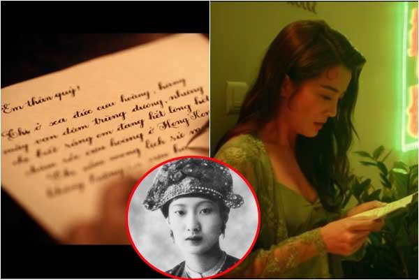 """Sự thật về bức thư Nam Phương Hoàng Hậu """"dằn mặt"""" người tình vua Bảo Đại: Thâm thúy và kiêu hãnh"""
