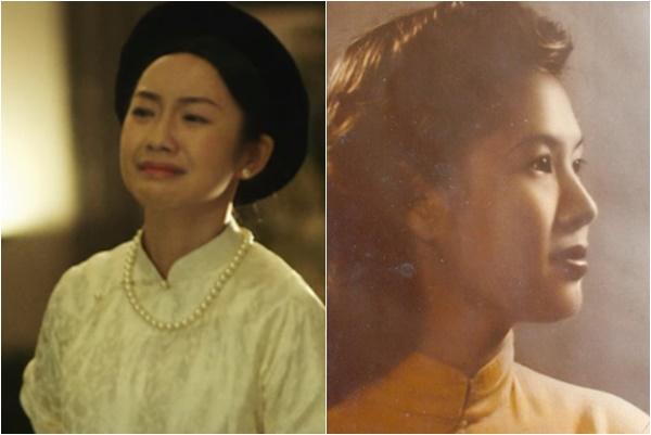 """Chân dung 2 """"người tình"""" bí mật của vua Bảo Đại- Lý Lệ Hà và Mộng Điệp trong MV gây bão là ai?"""