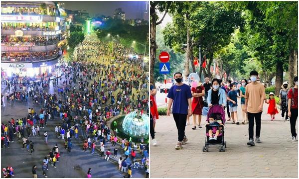 Từ ngày 15/5, các tuyến phố đi bộ ở Hà Nội chính thức hoạt động trở lại