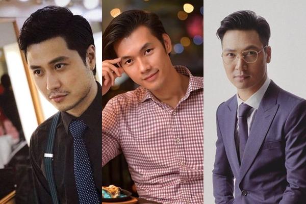 """Bộ ba nam thần gây bão trên truyền hình Việt: Điển trai đời tư sạch sẽ, có người 10 năm làm """"phi công trẻ"""""""