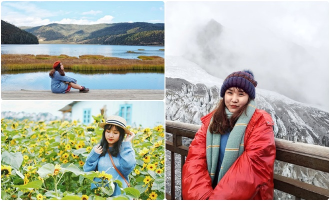 Cô gái 23 tuổi đam mê du lịch bụi: Vi vu khắp 40 tỉnh thành, khám phá Trung Quốc, Thái Lan và dự định đi thêm nhiều nước khác