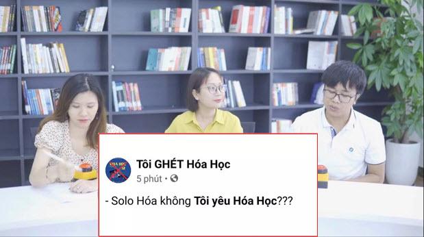 Kết quả cuộc đấu giữa 2 fanpage Tôi Yêu Hoá Học và Tôi Ghét Hoá Học: Hội yêu Hóa thua hội ghét Hóa về kiến thức Hóa?