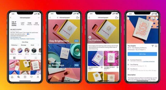 Facebook mở sàn thương mại điện tử: Công cụ AI mới nhất tự động chọn các mặt hàng phù hợp cho người bán