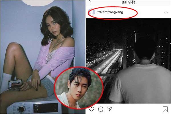 Truy tìm danh tính người yêu cũ Bích Phương có nick traitimtrongvang, liên quan gì K-ICM?