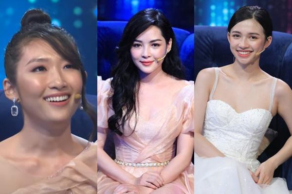 """3 người đẹp hot nhất trên sóng """"Người ấy là ai"""": Bên ngoài thì """"lồng lộn"""", quay lên hình thì chẳng ai nhận ra"""