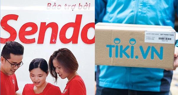 """Tiki và Sendo """"về chung một nhà"""" khi đạt được thỏa thuận sáp nhập"""