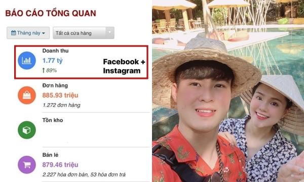 """Không chỉ giàu xinh còn giỏi, Quỳnh Anh công khai doanh thu bán hàng online khiến nhiều người """"choáng váng"""""""