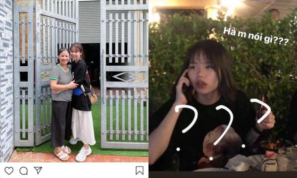 Huỳnh Anh chính thức về ra mắt nhà Quang Hải nhưng nhan sắc thay đổi của cô nàng mới thực sự gây chú ý