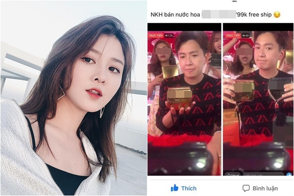 Vừa dính tin đồn hẹn hò Ribi Sachi, Ngô Kiến Huy lại gây tranh cãi khi livestream bán hàng online?