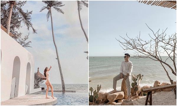 """Hè này gọi tên 2 homestay view biển triệu góc sống ảo """"chanh sả"""" đang cực hot ở Phan Thiết"""