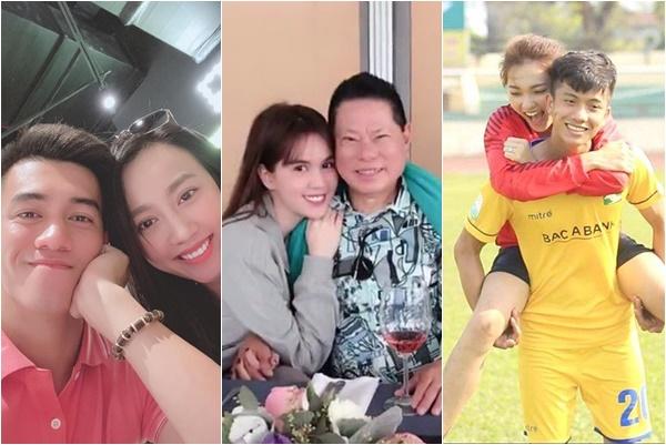 Những mối tình không quá nổi 3 tháng sao Việt: Đêm 7 ngày 3 cũng không bằng dàn cầu thủ hút gái