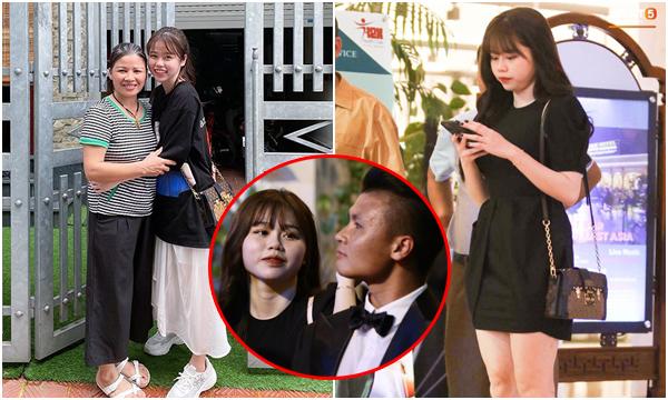 """Dân tình phát hiện chiếc túi hiệu 85 """"củ"""" chỉ được Huỳnh Anh diện đúng 2 dịp đặc biệt liên quan đến Quang Hải"""
