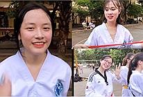 Rủ nhau đăng ký học võ với dàn bóng hồng xinh ngọt ngào của CLB Taekwondo trường NEU