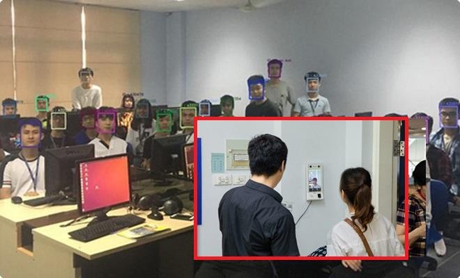 Đại học Thăng Long triển khai thử nghiệm hệ thống camera giám sát kết hợp nhận diện khuôn mặt để chống học hộ, thi hộ