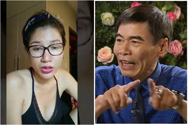 """Tiến sĩ Lê Thẩm Dương thừa nhận """"sợ xanh mặt"""" khi đối diện với Trang Trần"""