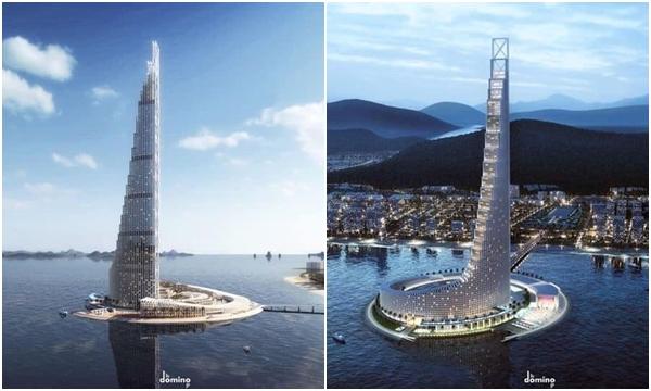 Hạ Long xuất hiện Toà tháp 99 tầng cao nhất Việt Nam đẹp không kém gì Dubai