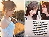 """Bạn gái Quang Hải giải thích vì sao mặt ngoài đời khác hẳn ảnh trên mạng: Trốn dịch kỹ quá nên """"ấp"""" ra thêm cằm 2 thôi mà"""