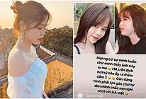 Bạn gái Quang Hải giải thích vì sao mặt ngoài đời khác hẳn ảnh trên mạng: Trốn dịch kỹ quá nên