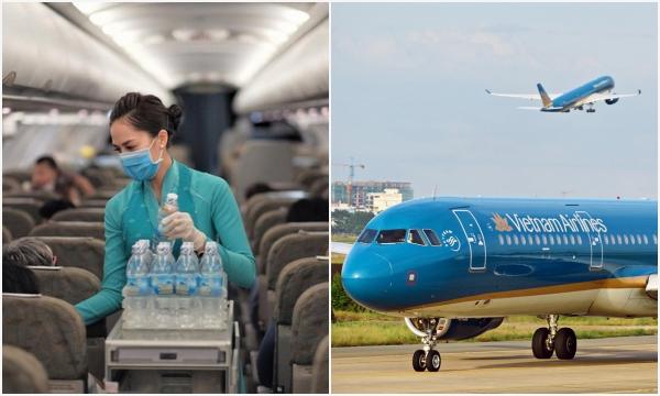 Vietnam Airlines khôi phục hoàn toàn các chuyến bay nội địa sau dịch Covid-19