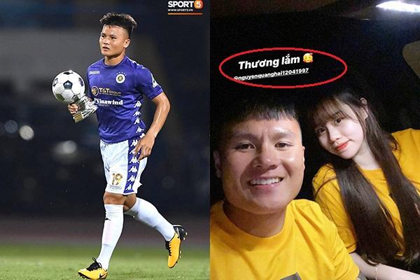 """Khéo nịnh như Huỳnh Anh, chỉ cần câu nói """"Thương lắm"""" cũng đủ khiến Quang Hải xiêu lòng!"""