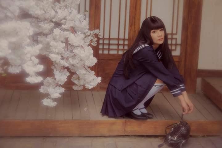 """Giả nữ sinh Nhật Bản, Duy Khánh được khen """"đẹp"""" nhưng hơi """"đơ"""""""