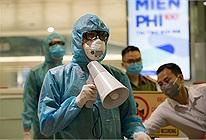 Một người nghi nhiễm Covid-19 vượt đường mòn từ TQ về Việt Nam
