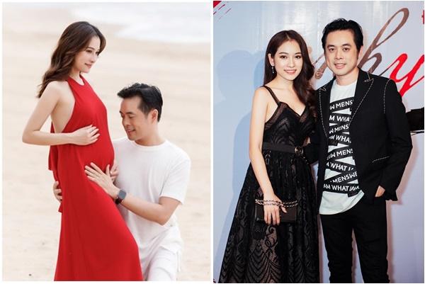 Nối tiếp Hà Hồ, Dương Khắc Linh lên tiếng xác nhận bà xã Sara Lưu đang mang song thai