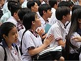 Khoảng 30.000 học sinh không trúng tuyển lớp 10 công lập sẽ về đâu?
