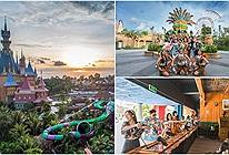 Chính thức khai trương Công viên chủ đề lớn nhất Việt Nam ở Phú Quốc đi kèm loạt trò chơi
