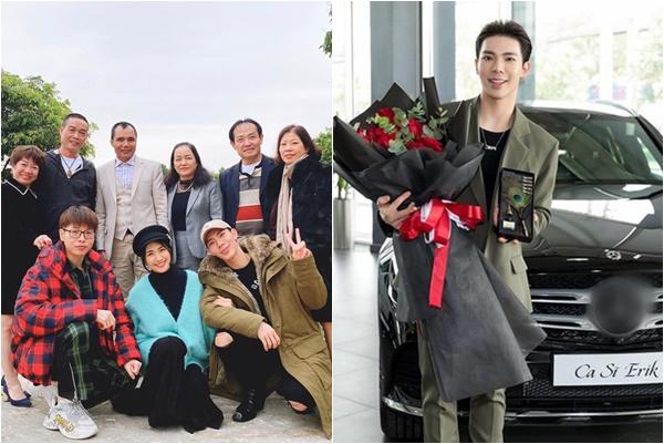 Khi sao Việt chi cả chục tỷ báo hiếu mẹ cha, khủng nhất vẫn là 3 người nhà hoa dâm bụt