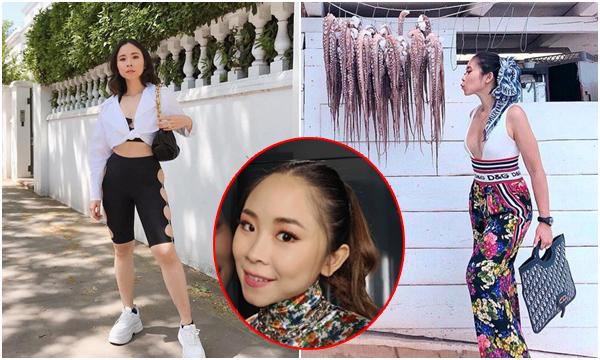 """Hot fashionista Việt từng dính nghi vấn mắc Covid """"tái xuất"""" với mốt thời trang lạ mắt"""