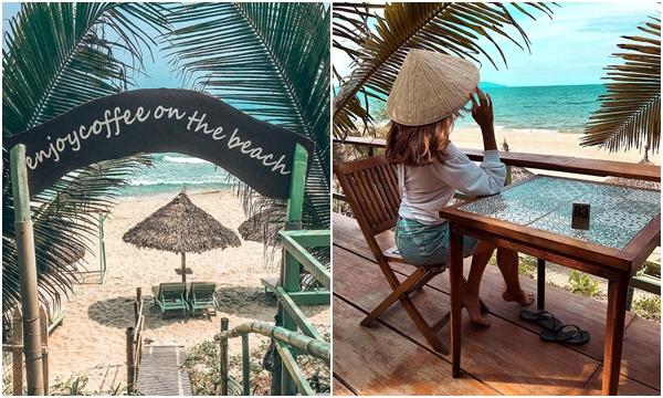 Hè này chill hết nấc ở Tiệm cà phê giữa rừng dừa view biển ngay Hội An
