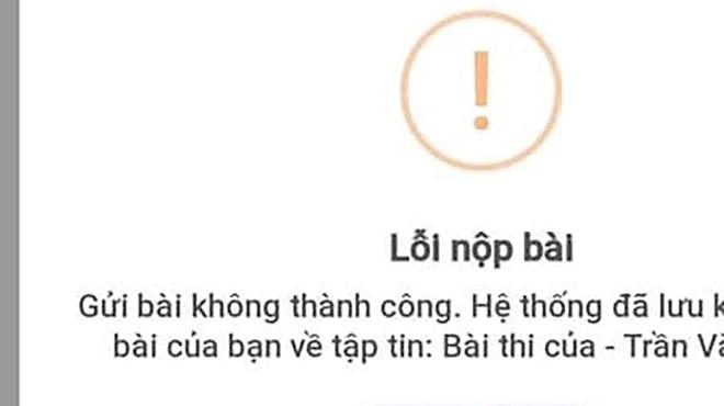 Hệ thống phần mềm học và thi trực tuyến của Hà Nội bị tấn công
