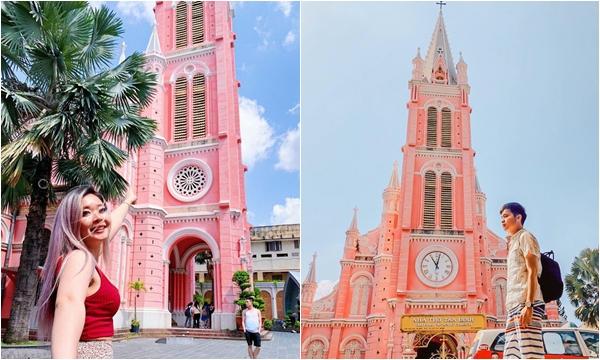 Nhà thờ màu hồng biểu tượng của Sài Gòn - Việt Nam được vinh danh trên báo Mỹ