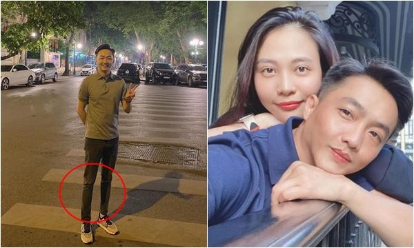 """Vợ """"mát tay"""" chăm khéo, Cường Đô La tự nhận cao lên trông thấy nhờ...photoshop"""
