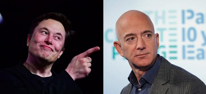 Elon Musk tuyên bố đã đến lúc chia tay Amazon sau cuộc khẩu chiến không hồi kết với Jeff Bezos