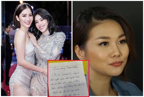 """Chị gái Nam Em bất ngờ tuyên bố yêu đơn phương cùng giới Thanh Hằng: """"Tôi rung động khi gặp ánh mắt chị"""""""